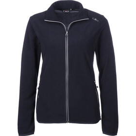 CMP Campagnolo Light Giacca In Pile Donna, black blue/ice